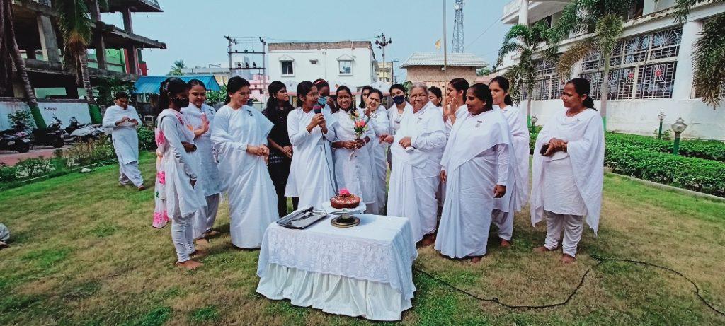 75th Independence Day at Vishwa Shanti Sarovar, Cuttack